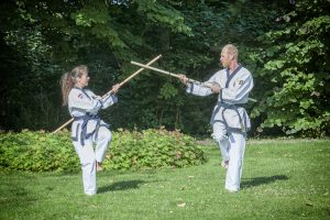 Chung Shim Tang Soo Do sportschool Franeker Koreaans karate vechtsport zelfverdediging zelfvertrouwen ontwikkeling weerbaarheid