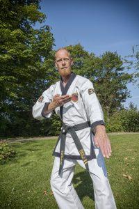 Erwin Tietema Chung Shim Tang Soo Do sportschool Franeker Koreaans karate vechtsport zelfverdediging zelfvertrouwen ontwikkeling weerbaarheid