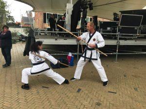 TChung Shim tang soo do sportschool Franeker koreaans karate vechtsport zelfverdediging zelfvertrouwen ontwikkeling weerbaarheid
