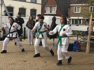 Chung Shim tang soo do sportschool Franeker koreaans karate vechtsport zelfverdediging zelfvertrouwen ontwikkeling weerbaarheid