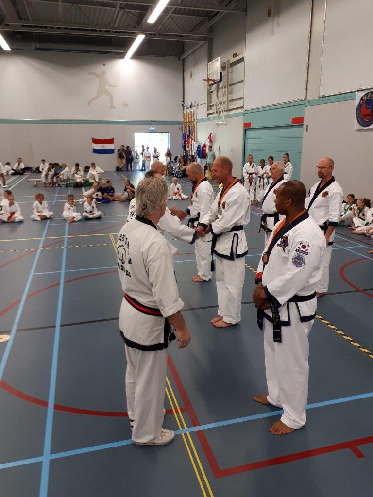 Chung Shim tang soo do sportschool Franeker koreaans karate vechtsport zelfverdediging zelfvertrouwen ontwikkeling weerbaarheid sport Franeker jeugd